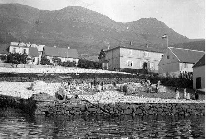 Salted fish (Bacalao Faroe) - Seafood from the Faroe Islands